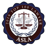 2019 Top 100 Lawyer - ASLA